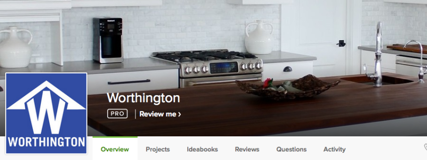 Find Worthington on Houzz!